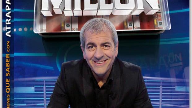 Libro del programa 'Atrapa un millón'