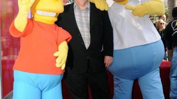 El creador de Los Simpson
