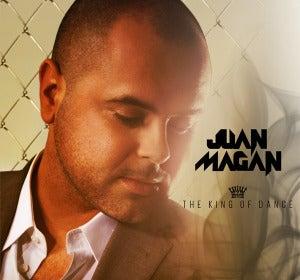 Portada del nuevo disco de Juan Magan.