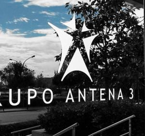 Puerta entrada Grupo Antena 3