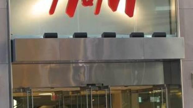 Una tienda de la multinacional sueca H&M