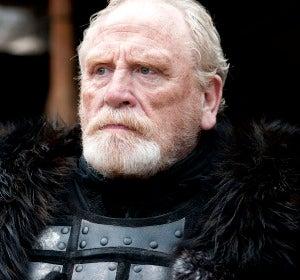 Lord Jeor Mormont, Lord Comandante de la Guardia