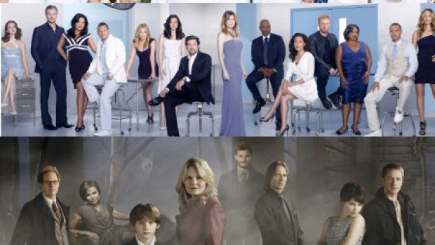 UpFronts 2012/2013 - ABC