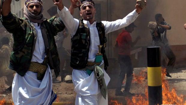 Dos yemeníes en el ataque a la embajada
