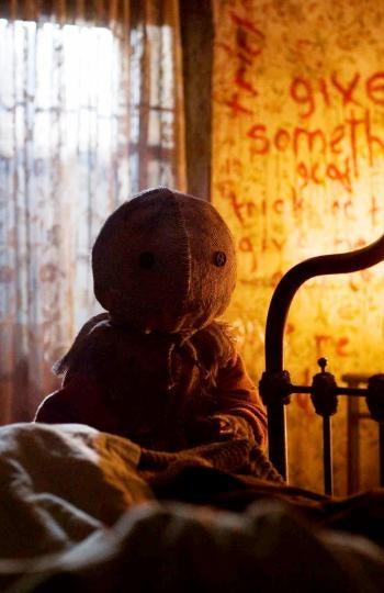 Las películas de miedo son típicas la noche de Halloween