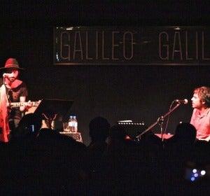 La sala Galileo Galilei acogió el concierto