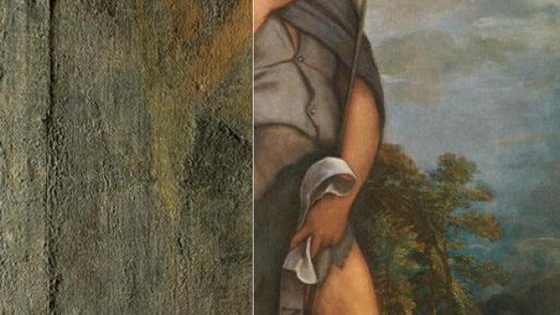 El antes y el después del San Juan Bautista