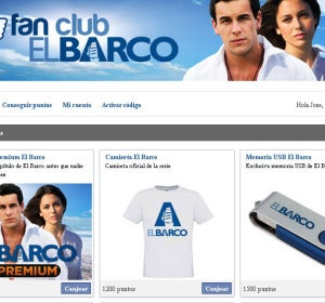 Fan Club El Barco