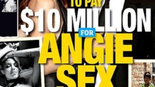 'The National Enquirer' lleva a Brangelina a su portada