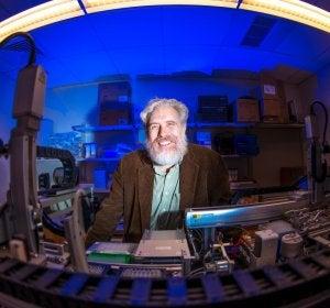 El científico, George Church