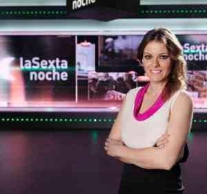 Andrea Ropero presenta laSexta noche