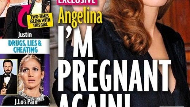 La actriz será mamá de su séptimo hijo