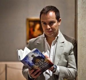 Javier Sierra en el Prado