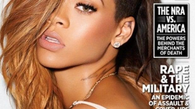 Rihanna planta cara a las críticas de su relación con Chris Brown
