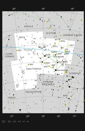 Situación de Barnard 86