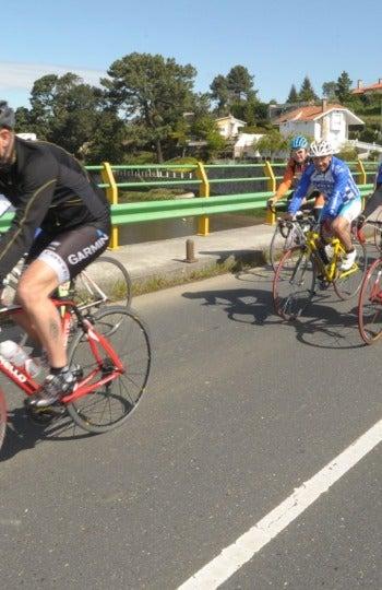 Iniciativa ciclista en A Coruña