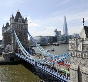 Maratón de Londres (21-04-2013)