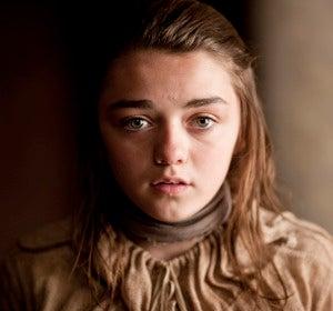 Arya Stark, la hija rebelde de Ned y Catelyn Stark