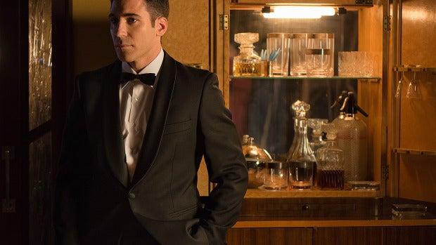 Miguel Ángel Silvestre interpreta a Alberto