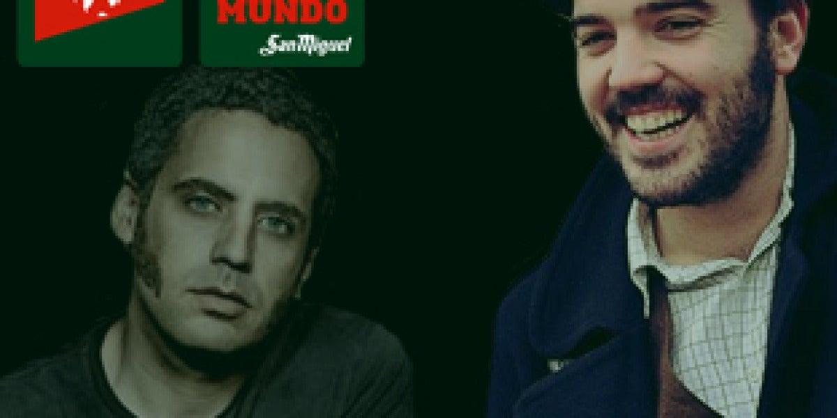 Depedro y Juan Zelada