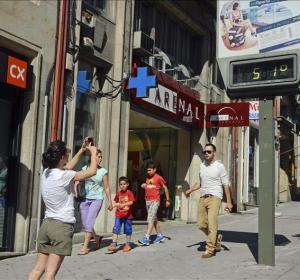 Ola de calor en toda España