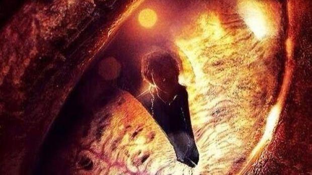 Cartel Oficial de 'El Hobbit: La desolación de Smaug'