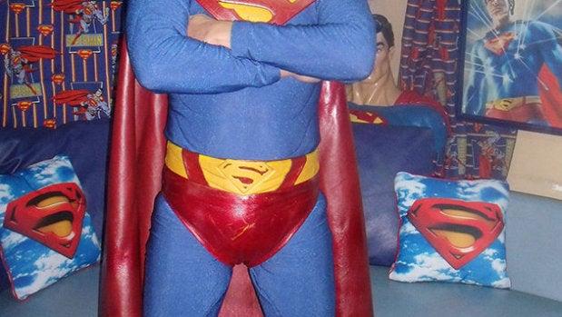 Herbert Chávez, el Superman