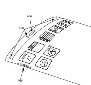 iPhone pantalla envolvente