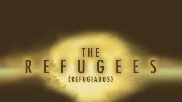 Cartel de la serie 'The Refugees'