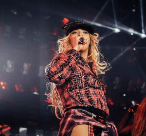 Beyoncé en Barcelona