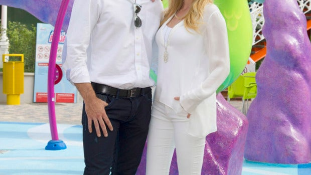 Carolina Cerezuela reaparece junto a Carlos Moyá