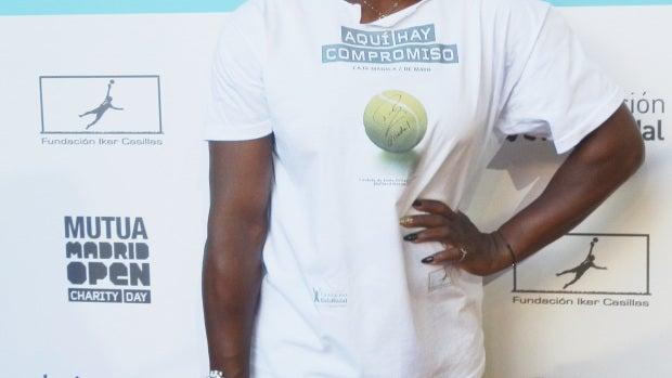 Serena Williams, comprometida con la causa