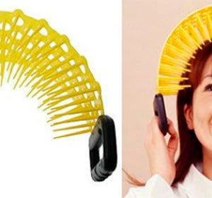 Head Kenzan, contra el dolor de cabeza