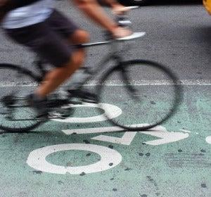 Carril bici de Londres