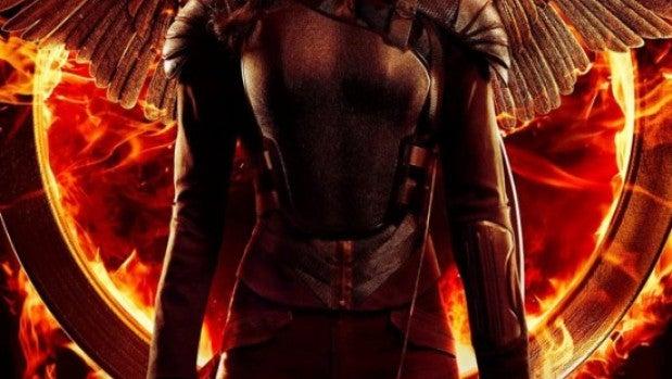 Nuevo cartel de Jennifer Lawrence en la piel del Sinsajo