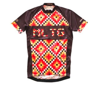 Maillot modelo Pixel Native