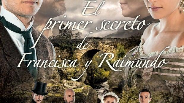 El cartel de la obra de teatro de El secreto de Puente Viejo