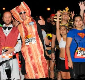 Halloween Half Maraton