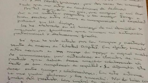 Carta de Lapuerta