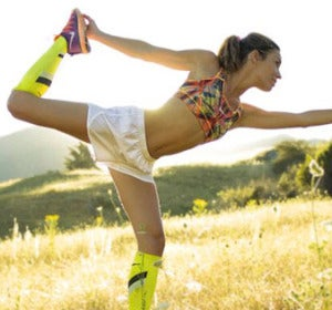 Yoga running paula