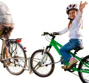 La bici grúa