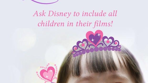 Petición a Disney en EEUU
