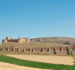 Castillo y muralla de Berlanga de Duero
