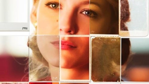 Cartel de The Age of Adaline