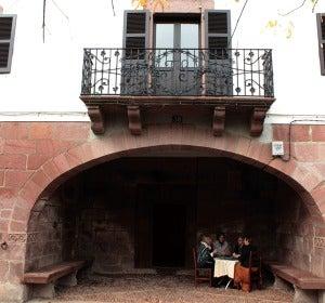 La casa familiar de Amaia Salazar