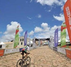 Carrera de bicis por Brasil
