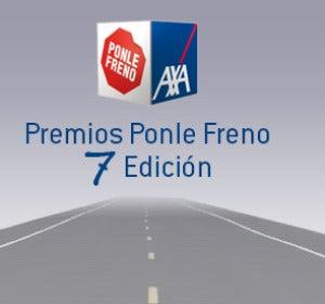 7 edición premios Ponle Freno