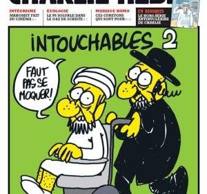 Una de las viñetas de Charb