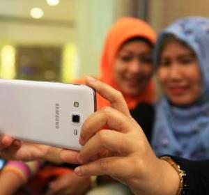 'Selfie' de musulmanas