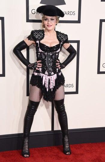 Madonna se disfrazó de sexy torera